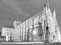09366  Winchester Cathedral 25 Aug 16 (call me Michael) Tags: winchestercathedral cathedrals