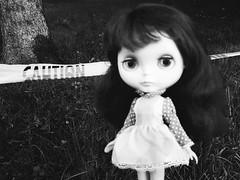 CAUTION 🚧 It's spooky Anouk