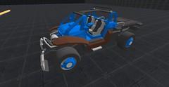 TurboGen Spade Horn v1 (Begocer) Tags: halo second life secondlife begocer lehmann bego not prim mesh reach odst spade spadehorn 1 2 3 4 noble team warthog jorge