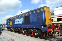 Direct Rail Services 20303 Max Joule 1958 - 1999 (Will Swain) Tags: seen gresty bridge depot open day 23rd july 2016 cheshire north west south county train trains rail railway railways transport travel uk britain vehicle vehicles country england english direct services 20303 max joule 1958 1999