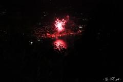 Fireworks in Gravedona ed Uniti (CO) (gatto_geom) Tags: fuochi fireworks holiday vacanze lago lagodicomo como relax notturna night notte canon canoneos luci light ombre reflection details colori colors agosto festa party ferragosto 2016 comolake gravedona