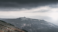 Szrenica II   Szklarska Porba, Poland 2013 (philippdase) Tags: polska poland szrenica karkonosze szklarskaporba landscape nikond7000 nikon mountains hiking autumn stormy europe philippdase