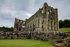 Rievaulx Abbey (21mapple) Tags: ruins rievaulx abbey rievaulxabbey englishheritage england eh canon750d canon canoneos750d canoneos clouds cloudy medieval religion religious bricks stones tranquil peaceful outdoors outdoor