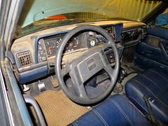 IMG_1365 (rat_fink) Tags: volvo 200 240 245 interior steeringwheel dash dashboard