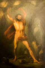 IMG_0172 (jaglazier) Tags: 19thcentury 2016 72316 adults barechested bearded beards campania caves copyright2016jamesaglazier grecoroman hercules heroes italy july landscape men museoarcheologiconazionale museoarcheologiconazionaledinapoli naked naples napoli national nationalarchaeologicalmuseum nazionale neoclassical religion rituals archaeology barefoot landscapes muscular oilpainting