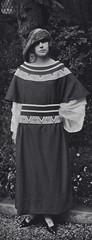 robe daprs-midi 1922 (.pintuck) Tags: lesmodesparis1922 lesmodesparis 1922 1920s 1920sstyle poiret robedaprsmidi robedaprsmidi1922 petiterobedaprsmidi