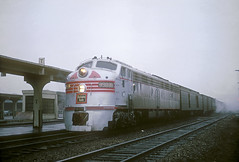 CB&Q E9 9988B (Chuck Zeiler) Tags: cbq e9 9988b burlington railroad emd locomotive aurora train chz chuck zeiler