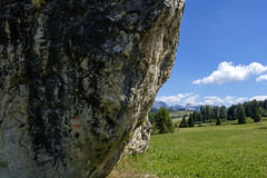 Alto Adige (Italy) - Alpe di Siusi (Massimo Battesini) Tags: nationalgeographic worldtrekker fujifilmxt1 fuji xt1 fujixt1 fujifilm finepix fujinon fujinonxf18135 fuji18135 fujifilmfujinonxf18135mmf3556rlmoiswr montagna montagne dolomiti mountains montaas berg dolomite dolomitas dolomites castelrotto trentinoaltoadige italia it italy italie italien europa europe alpedisiusi siusi