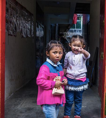 西藏-拉萨-童趣