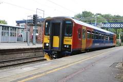 153311 @ Kidsgrove (uksean13) Tags: 153311 eastmidlandstrains kidsgrove train transport railway rail diesel canon 760d ef28135mmf3556isusm
