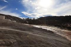 Guyser, Yellowstone Park, Wyoming, USA (GOD WEISFLOK) Tags: montana wyoming usa yellowstonepark gordweisflock weisflock guyser hotspring