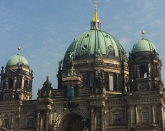 Berliner Dom Cathedral - Berlin (Gilli8888) Tags: berlin germany berlinerdom cathedral religion protestant building architecture dome windows