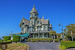 Northern California Coast (randyandy101) Tags: victorian eureka california classic architecture era ttimeless northern coast bbuilding building home house