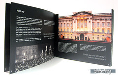 Instruction Manual - Introducing the history of Buckingham Palace (WhiteFang (Eurobricks)) Tags: lego architecture set landmark country buckingham palace victoria elizabeth royal royalty family crown jewel imperial statue tourist united kingdom uk micro bus taxi