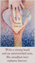 Psalm 136:12 (joshtinpowers) Tags: psalms bible scripture