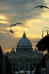 Rome (swaily ◘ Claudio Parente) Tags: roma rome italy nikon nikond300 d300 swaily claudioparente lazio tramonti tramonto sunset