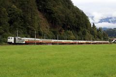 Un ancien TEE en Autriche (Maxime Espinoza) Tags: tee trans europe express 151 074 rail traction company rtc train zug autriche
