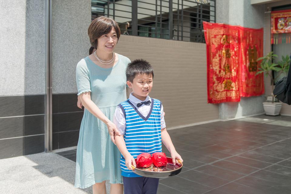 台南婚攝 情定婚宴城堡永康館 婚禮紀錄 C & V 085