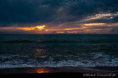 _DSC0987 (. ..::..::::....:::::m.trinciarelli photo::..:..) Tags: mare tramonto cielo spiaggia maredinverno pace