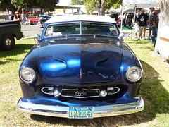 1951 Ford (bballchico) Tags: 1951 ford convertible stevelininger cindylininger deltadrifterscc custom billetproof billetproofantioch carshow