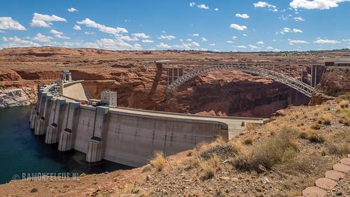 USA 2016: Glen Canyon Dam