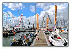 DSC_1608ah (Reza Ganjehi) Tags: boatshow southampton southamptonwater southamptonboatshow2016 skyblue sky graysky beautifulday