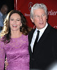 2013 Palm Springs International Film Festival Awards Gala held @ the Convention Center. Featuring: Diane Lane, Richard Gere