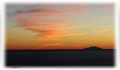 Maremma is magic (Jambo Jambo) Tags: sunset sea italy panorama seascape clouds landscape island italia tramonto nuvole mare tuscany toscana grosseto montecristo isola maremma puntaala isoladimontecristo arcipelagotoscano parconazionalearcipelagotoscano nikond5000 jambojambo