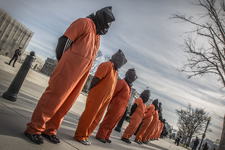 Witness Against Torture: Supreme Court Protest