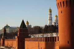 Towers - Kremlin (Cheshire Cat's Friend) Tags: red golden russia moscow bricks towers roofs 24 walls mura mosca churchs kremlin torri cremlino mygearandme rememberthatmomentlevel1