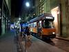 Milan Tram (Matthew Poxon) Tags: italy milan night tram series 4900 4955
