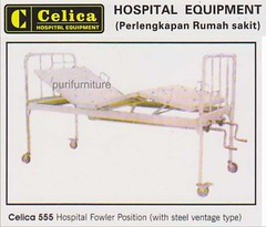 CELICA HOSPITAL EQUIPMENT 555 HOSPITAL FOWLER POSITION ( WITH STEEL VENTAGE TYPE ) (Celica Hospital Equipment) Tags: truck hospital bed cabinet furniture trolley interior side screen equipment oxygen laundry instrument cylinder medicine pan bedside cart urinal position fowler rumah floorlamp medicinecabinet sakit puri dressingtable peralatan gynaecology hospitalequipment examiningtable babycot bedsidecabinet mebel bowlstand perlengkapan utilitycart instrumenttable invalidchair infusionstand overbedtable deliverybed purifurniture instrumentcabinet peralatanrumahsakit steelbunkbed wardbed patienttransfercart hospitalfowlerpositionbed cabinetforbaby plastertrolley mediward treatmentchair bassinetbed oxygencylindertruck utilitytrolley dressingcart foodcarriage instrumentcarriage sidebedtable bowlstandsingle bowlstanddouble
