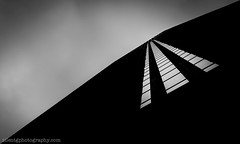 A D I D A S (Silent G Photography) Tags: sf sanfrancisco california ca city blackandwhite abstract monochrome lines architecture nikon san francisco downtown geometry tripod wideangle minimal financialdistrict nd nikkor polarizer d800 reallyrightstuff 1635 rrs neutraldensity 2013 markgvazdinskas silentgphotography silentgphoto