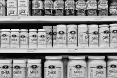 GHEE and MORE GHEE (scott witt) Tags: butter grocery ghee