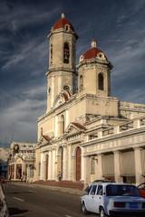 Cienfuegos (pbr42) Tags: building church architecture cuba hdr cienfuegos