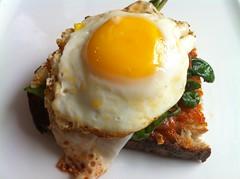 Monday eggs