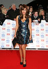 The National Television Awards (NTA's) 2013 held at the O2 arena - Arrivals Featuring: Caroline Flack