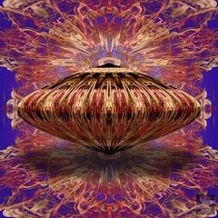 Close Encounters of the Smoking Kind (Smoke Art #645) (Psycho_Babble) Tags: abstract smoke incense smokeart smokephotography smokephoto smokemanipulation creativesmoke