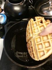 Churros Waffles (kevinq2000) Tags: breakfast waffles churro flickrandroidapp:filter=none