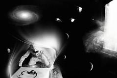 inventando galaxias (Mauricio Silerio) Tags: camera bird window birds digital canon dark mexico ventana arte mask space digitalart aves canvas finestra queretaro celaya galaxy ave pajaros mexique planets guanajuato mascara pajaro oiseau camara mexic espacial fenetre galaxia espacio nebulosa tela planetas pianeti pianeta ucelli bastidor ucello mauriciosilerio