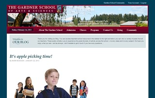Gardner School Blog