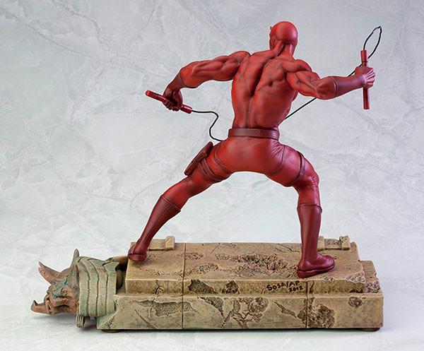 壽屋即將推出夜魔俠雕像