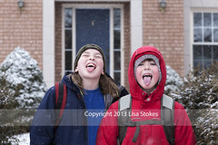 2013:365:038 (Lisa-S) Tags: winter portrait snow ontario canada lisas 365 owen day38 brampton invited trystan catchingsnowflakes 2486 day38365 201302 3652013 365the2013edition copyright2013lisastokes getty2013 07feb13 winterstormnemo getty20130212