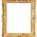 171. Very Large Carved Pine Frame