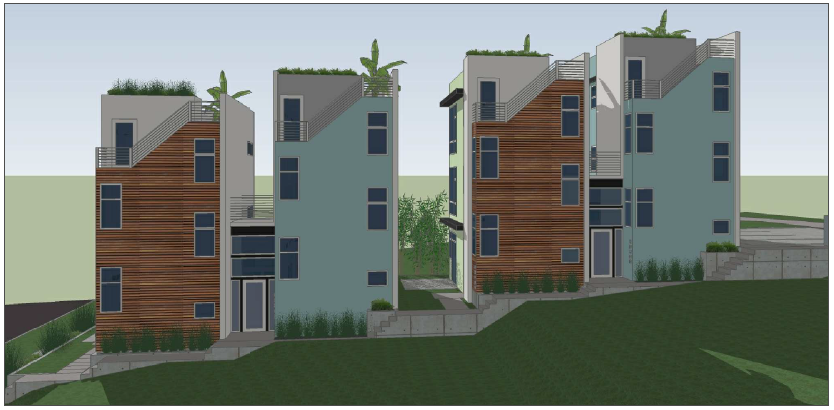 Small Apartment Building Designs Design Board Set To Sign Off On 'dick's' Apartment Building .