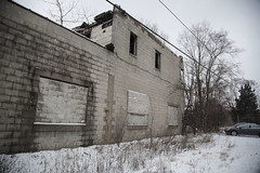 Gary Indiana Urbexing - Feb. 2013 (RickDrew) Tags: urban rot abandoned rust decay exploring poor indiana forgotten gary economy boardup urbex