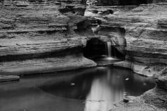 Small is Beautiful (Bob the Birdman and All Around Nature Guy) Tags: ny waterfall gorge buttermilkfalls ithacany buttermilkfallsstatepark naturetreasures robertmiesner bobthebirdman