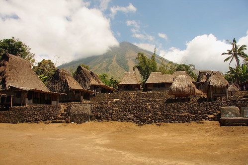 Traditional Ngada Village, Flores