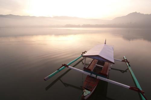 Lembar Harbour | Sunrise II