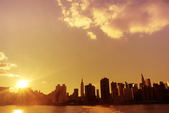 Skyline Sunset  - New York City (Vivienne Gucwa) Tags: nyc newyork newyorkcity beautiful city cityphotography citysunset cityscape eastriver empirestatebuilding landscape manhattan manhattanskyline manhattansunset midtownmanhattan midtownskyscrapers newyorkcityphotography newyorkcityskyline newyorkcitysunset newyorkphoto newyorkphotography nycphoto nycskyline nycskyscrapers nycsunset pretty skyline skyscrapers sunset urban urbanlandscape urbannature urbanphotography viviennegucwa viviennegucwaphotography gothamist curbed wnyc chryslerbuilding